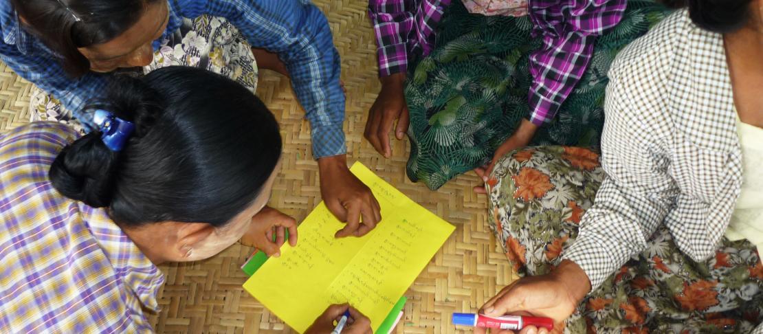 myanmar csv - climate adaptation.