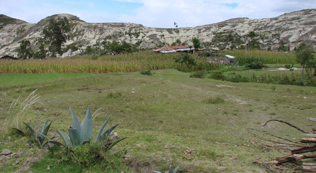 photo food security - ecuador - climate adaptation.