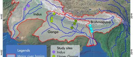 hi-aware studysites - climate adaptation.